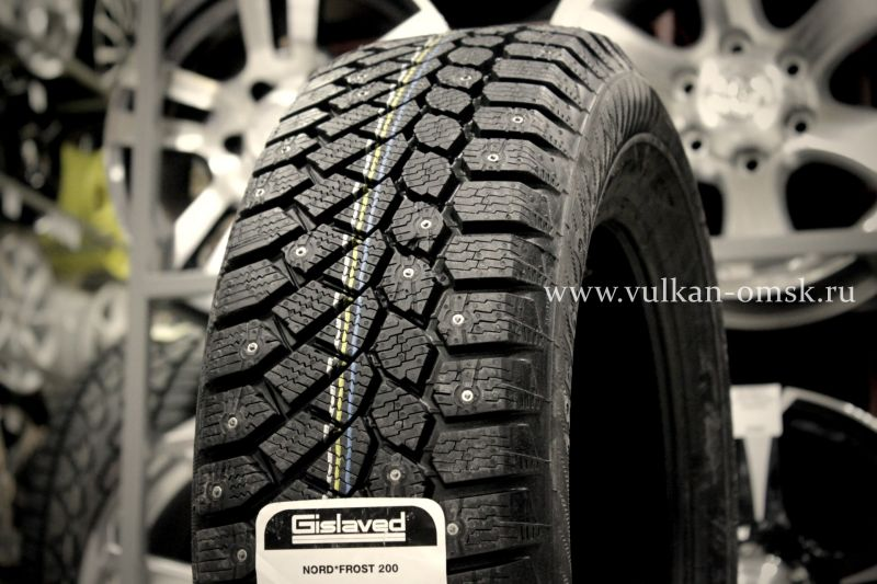 Gislaved Nord Frost 200 ID 185/65 R15 92T (шип.)