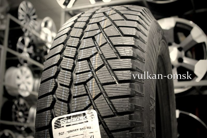 Gislaved Soft Frost 200 185/60 R15 86T 2017 год