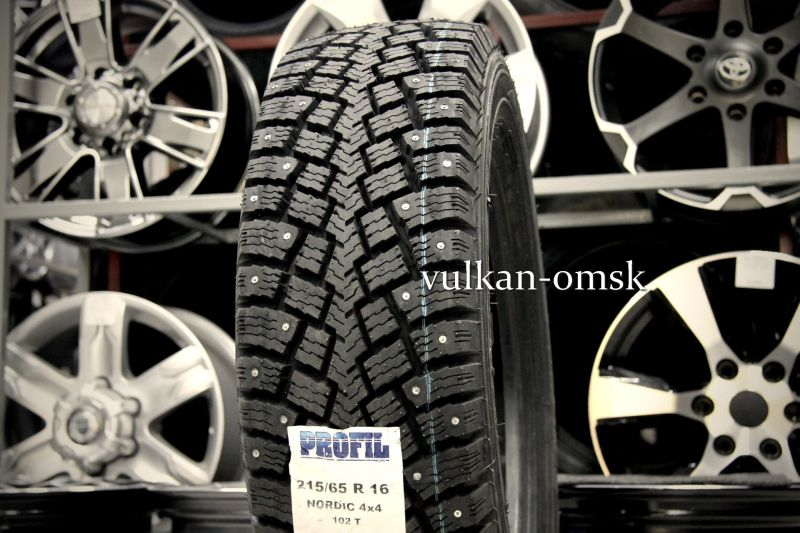 Collins Nordic 4x4 225/60 R16 102T шип.