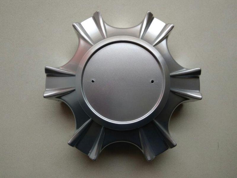 Колпак 6 отв C-6007 серебро