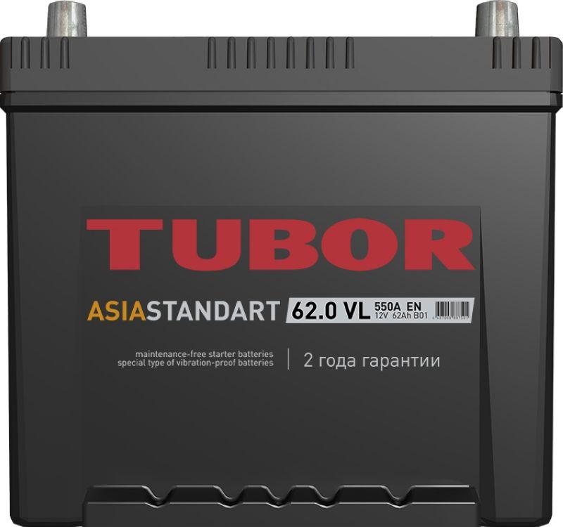 АКБ 62 Tubor Asia Standart об/п