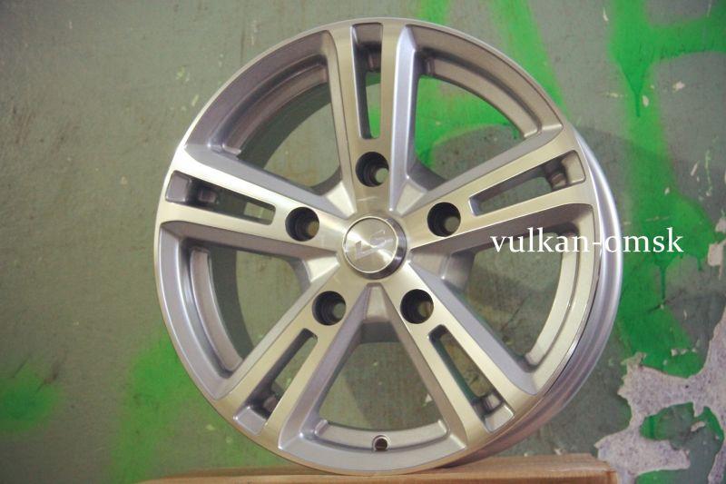Диск LS Wheels R15 5*139.7 +40/98.5 LS291 SF