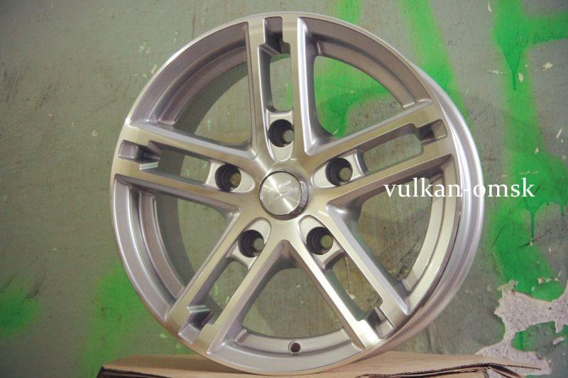 Диск LS Wheels R15 5*139.7 +40/98.5 LS292 SF