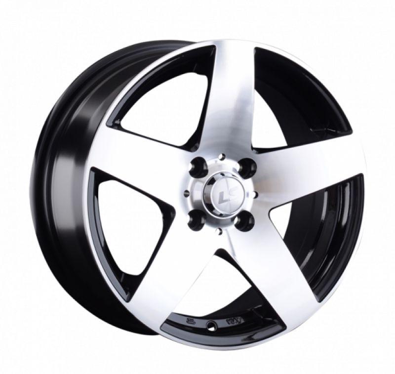 Диск LS Wheels R15 4*100 +35/73,1 6.5J LS806 BKF