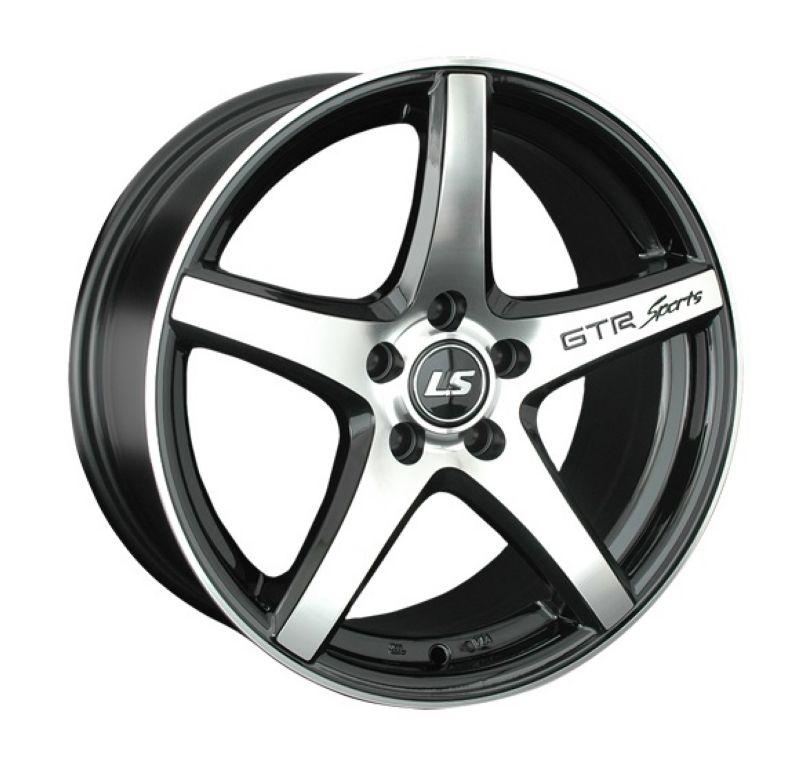 Диск LS Wheels R15 4*100 +38/73.1 6.5 LS540 BKF