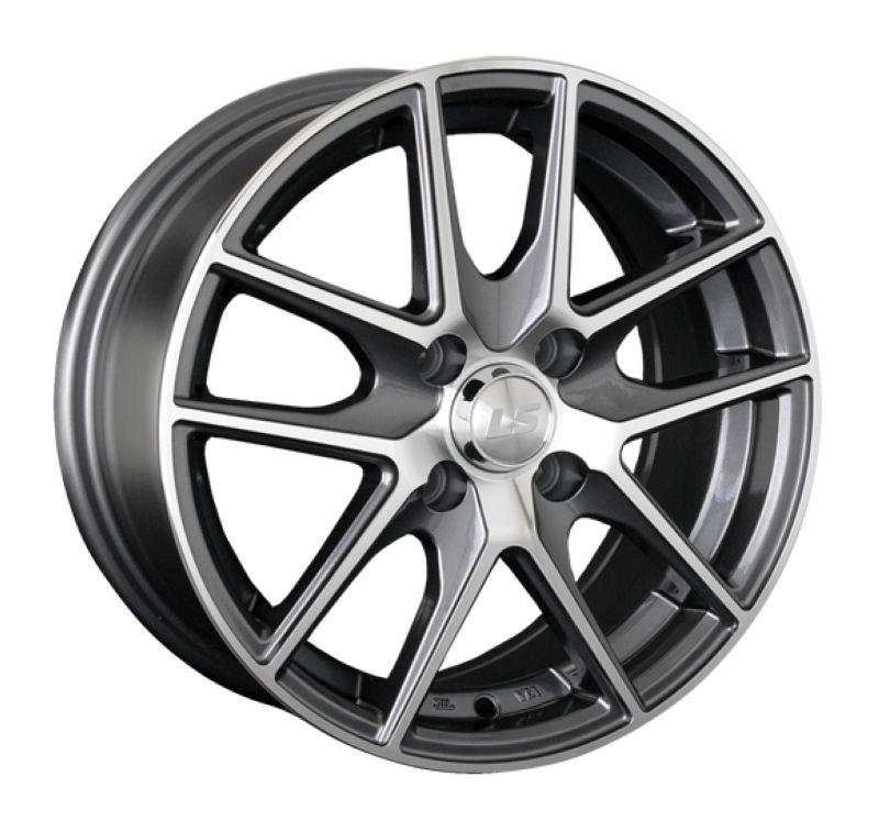 Диск LS Wheels R15 5*100 +38/57.1 6.5J LS771 GMF