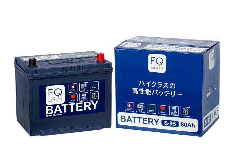 АКБ 55 FUJITO 70B24L (Япония) 480а о/п