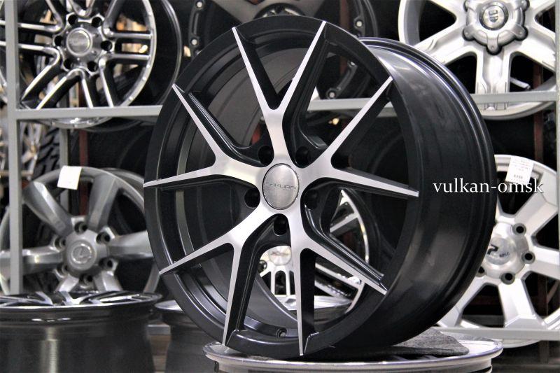 Диск Sakura Wheels R18 5*120 +35/74.1 8.0 B-P/M7 D8270