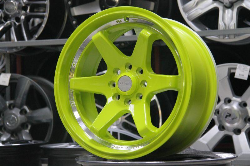 Диск Sakura Wheels R15 4*98/100 +30/73.1 7.0J LY19 3915
