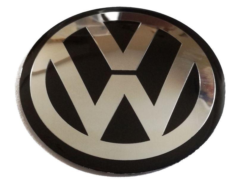 Стикер Volkswagen 54 мм выпуклый