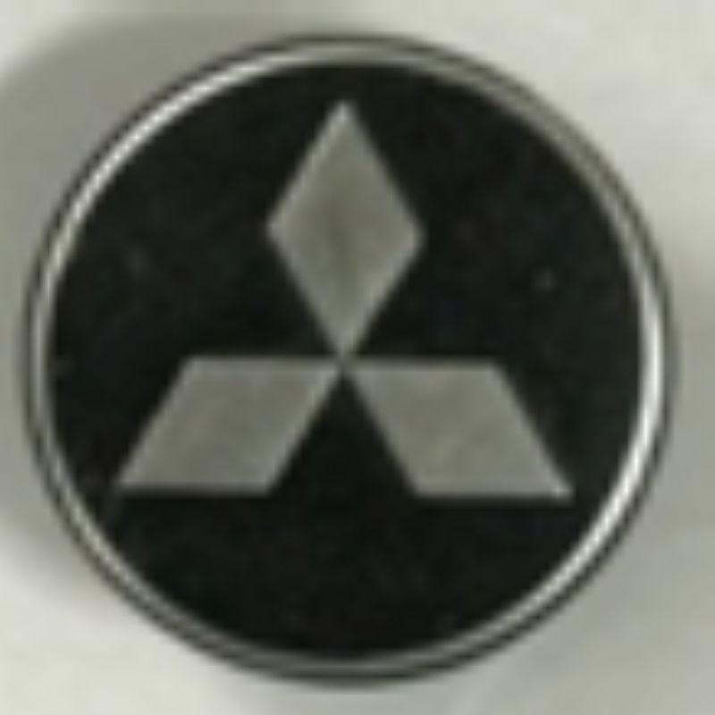 Стикер MITSUBISHI 60 мм выпуклый