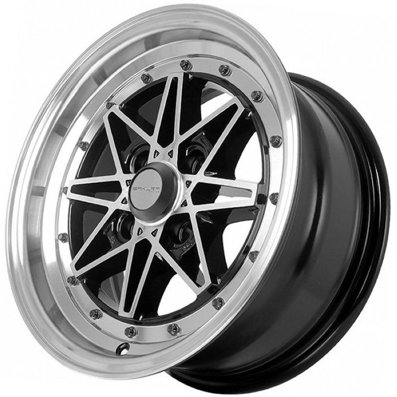 Диск Sakura Wheels R14 4*98 -10/58.6 6.5 B-P 9105