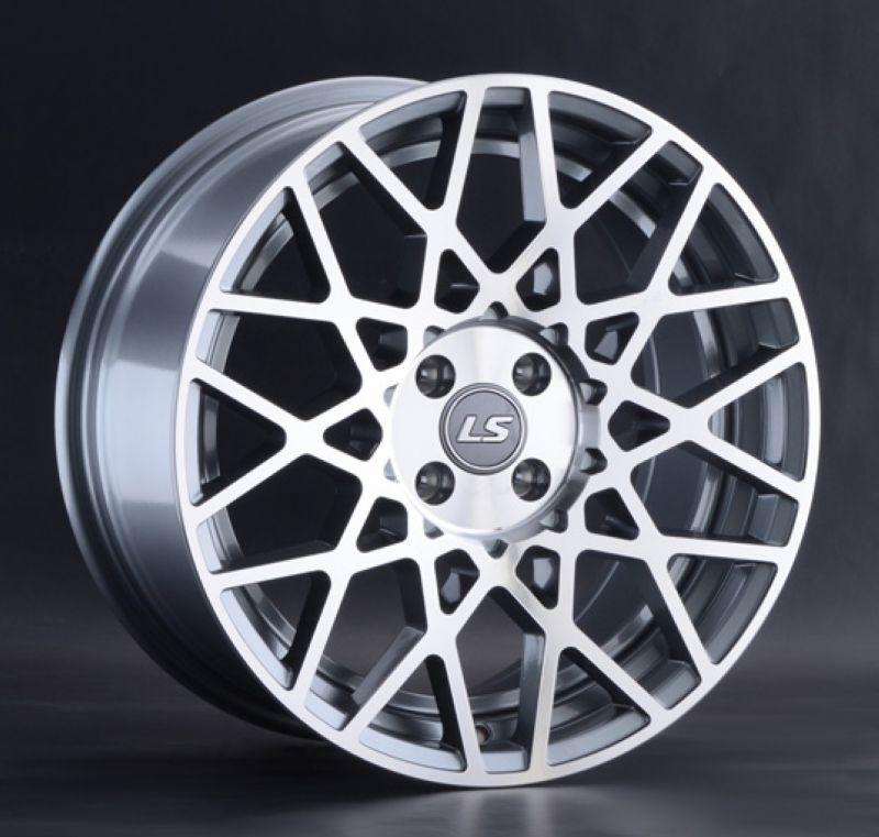 Диск LS Wheels R17 4*100 +35/60.1 8.0J LS994 GMF