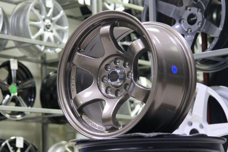 Диск Volk Racing TE37SL R14 4*100/98 +20/73.1 7.0 Bronze