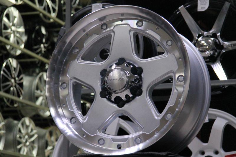 Диск Sakura Wheels R18 6*139.7 +0/110.5 9.0 R-S-P 3321
