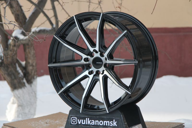 Диск Shogun S10 R16 5*100/114.3 +30/73.1 7.0 Black MF
