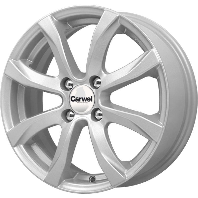 Диск Carwel R15 4*100 +38/67.1 6.0 Омикрон SB (696)