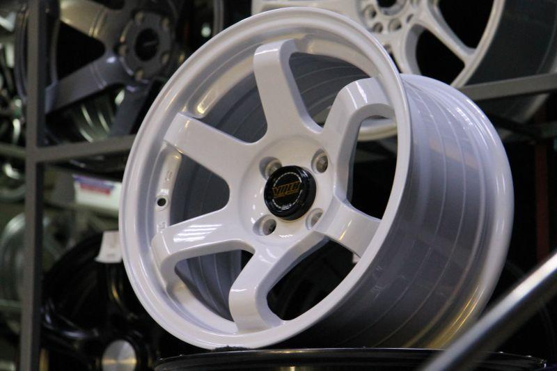 Диск Volk Racing TE37SL R14 4*100/98 +20/73.1 7.0 White