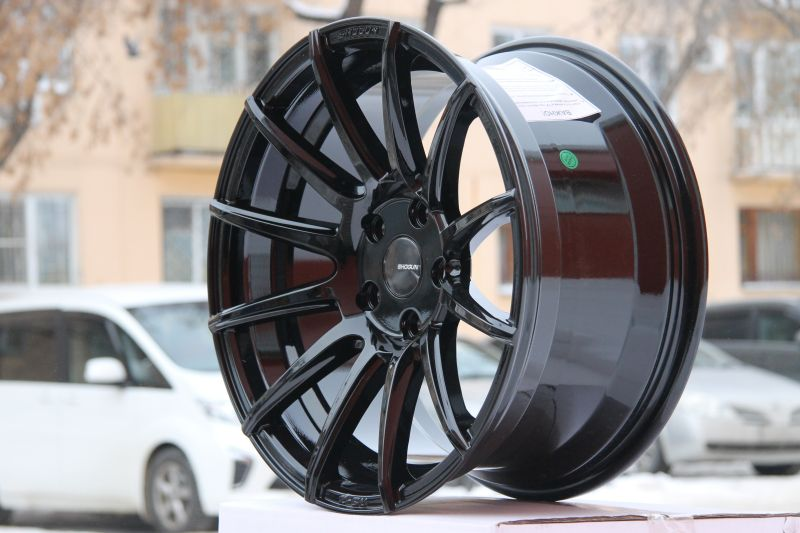 Диск Shogun RS-Z R18 5*114.3 +20/73.1 9.5 Gloss Black