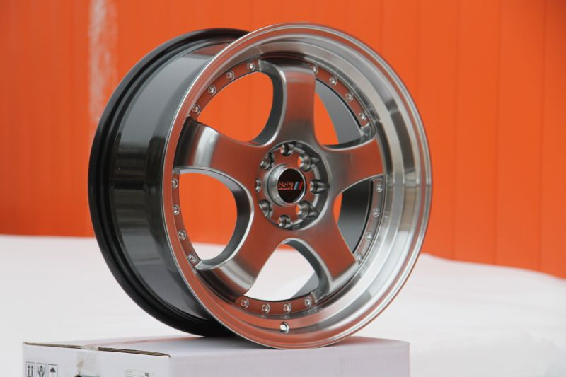 Диск Style SSR SP1 R17 4*100/108 +35/73.1 7.5 HBML