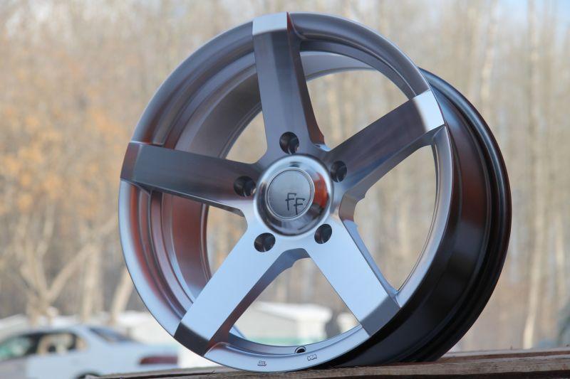 Диск Sakura Wheels R18 5*150 +35/110.1 8.5 HS-P YA9537