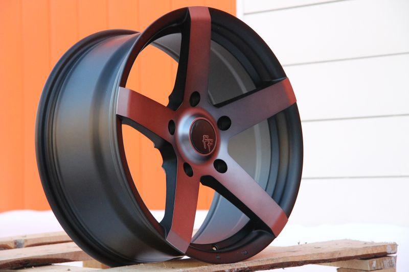 Диск Sakura Wheels R20 5*150 +40/110.1 9.5 B4BW/M YA9537