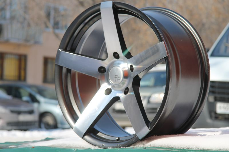 Диск Sakura Wheels R20 5*150 +40/110.1 9.5 BFP YA9537
