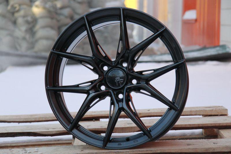 Диск Sakura Wheels R17 5*114.3 +35/73.1 7.5 BF 3816
