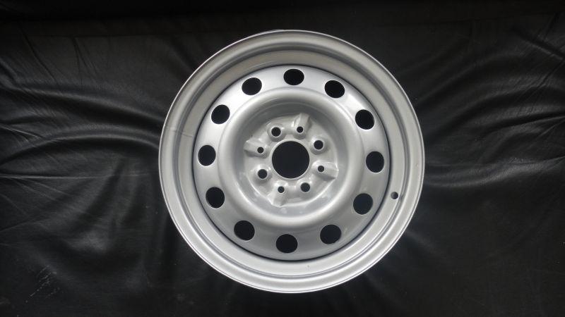 Диск Штамп. R13 4*100 +49/56.6 5.5 серебро SDT U5949A