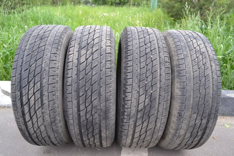 Toyo Open Country H/T 275/60 R20 114S Б/У