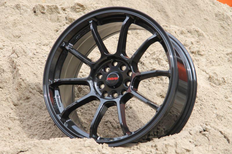 Диск Rays Volk Racing ZE40 R17 5*100/114.3 +32/73.1 7.5 Black