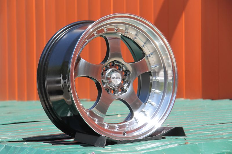 Диск Work Meister S1 R17 5x100/114.3 +20/73.1 9.0 HBML