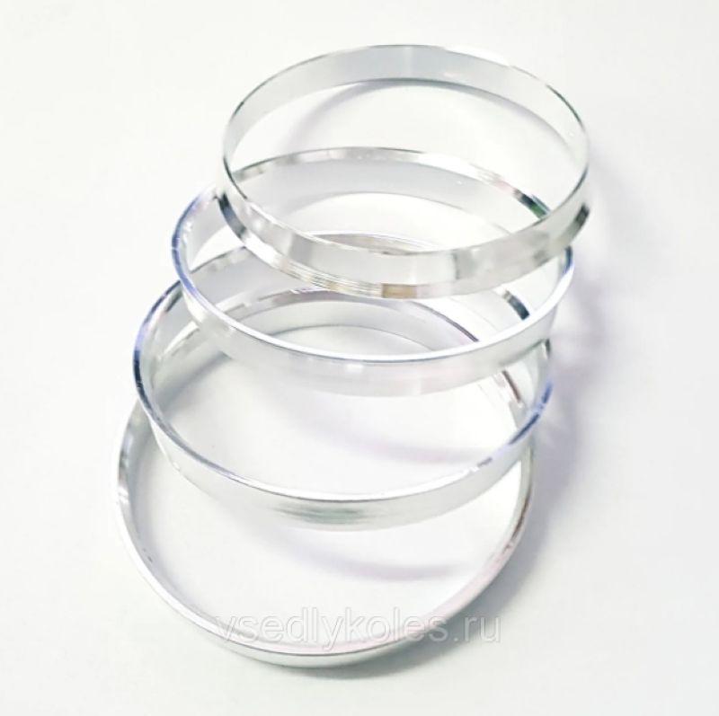 Кольцо центровочное алюминий (74,1-72,6)