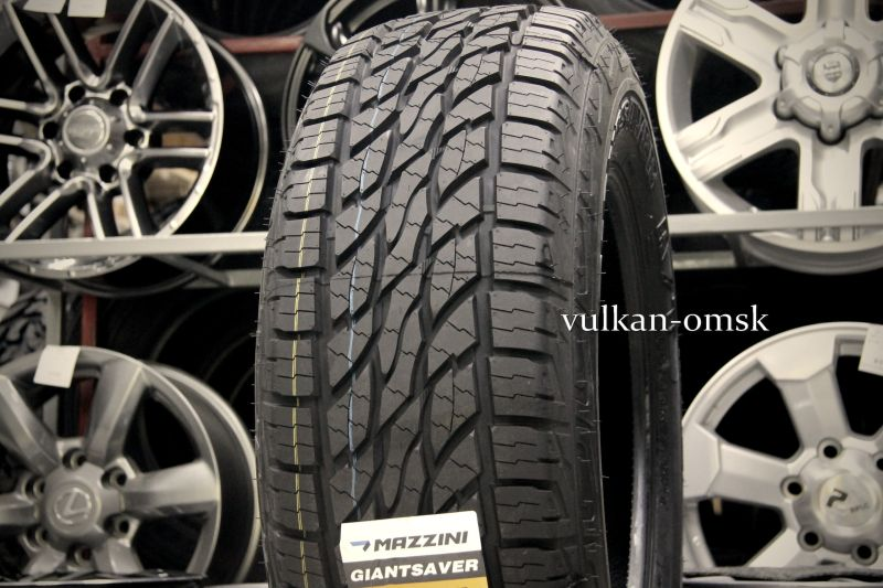 Mazzini Giantsaver 265/70 R16 112T