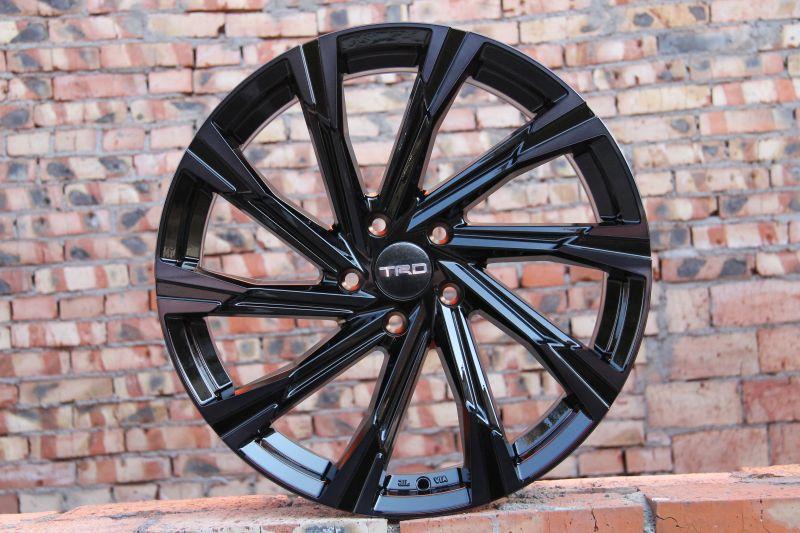 Диск Sakura Wheels R19 5*114.3 +40/60.1 7.5 B4B D9552 trd