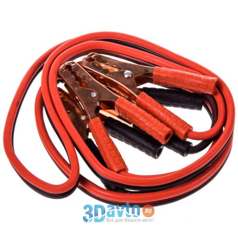 Провода прикуривания 300A KS 2,5 м -50°С в сумке