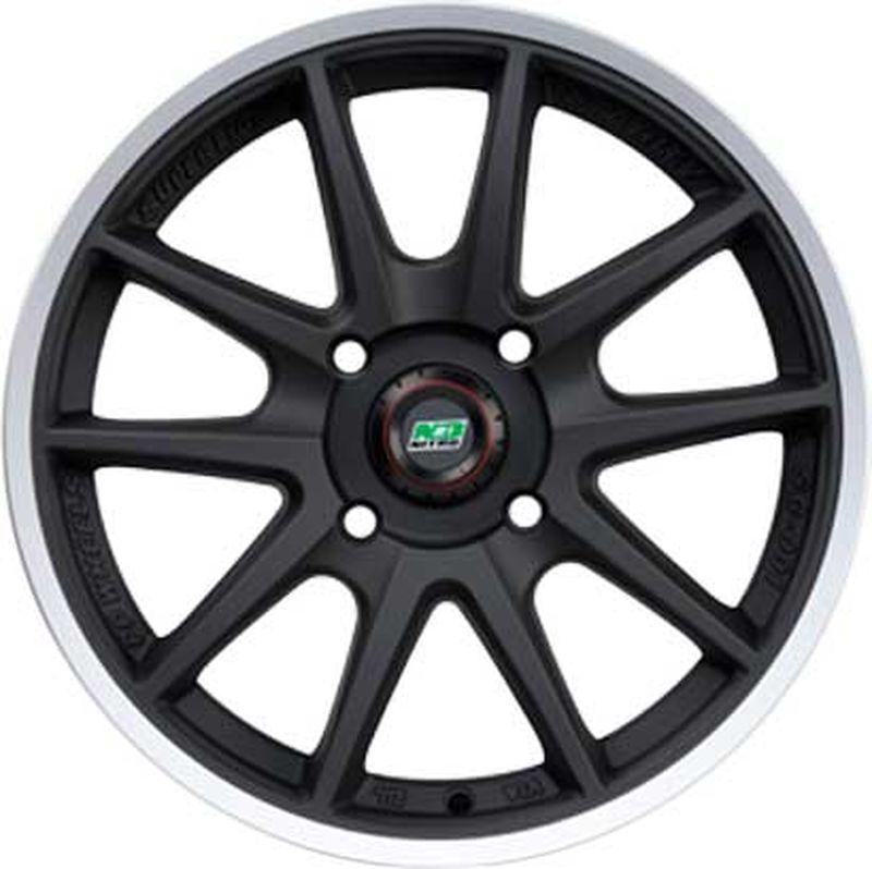 Диск Nitro Y-969 R15 4*114.3 +38/73.1 6.5 carbon 22