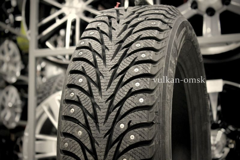 Yokohama Ice Guard IG35+ 255/50 R19 107T шип