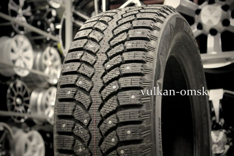 Bridgestone Blizzak Spike-01 255/50 R19 107T шип
