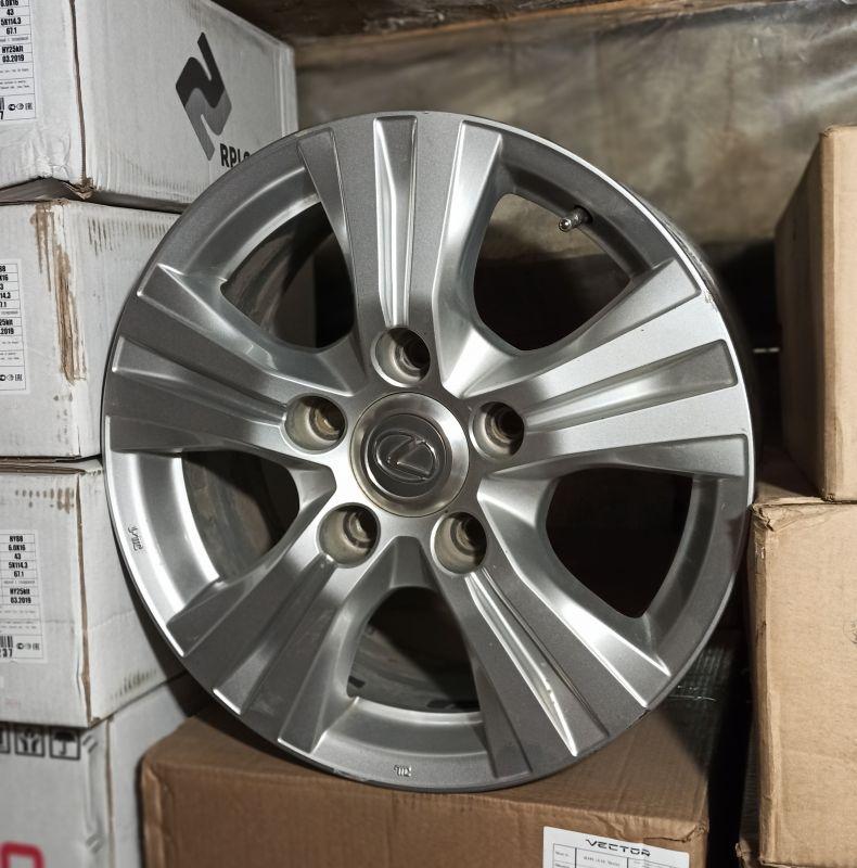 Диск Lexus 570 Оригинал Япония R18 5*150 +56/110.1 8.0 S