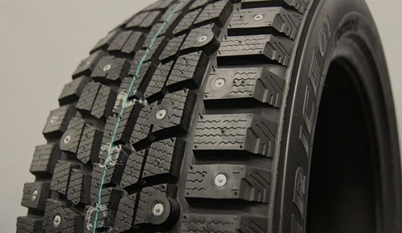 Dunlop 235/55 R17 99T ICE01 шип.