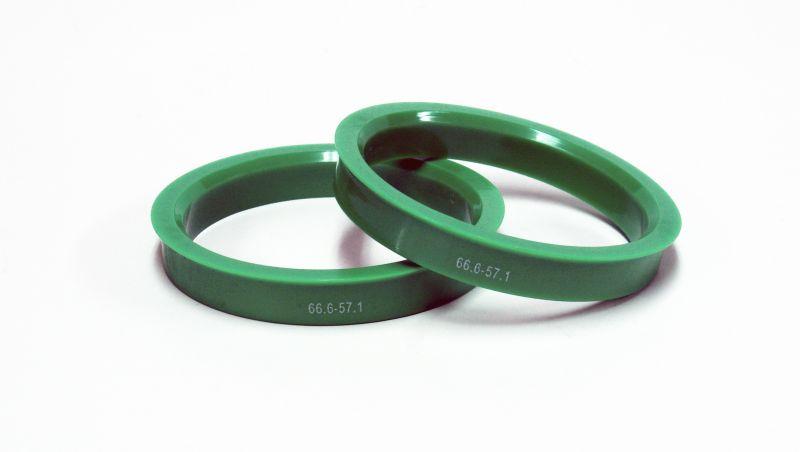Кольцо центровочное пластик (63,4-58,1)