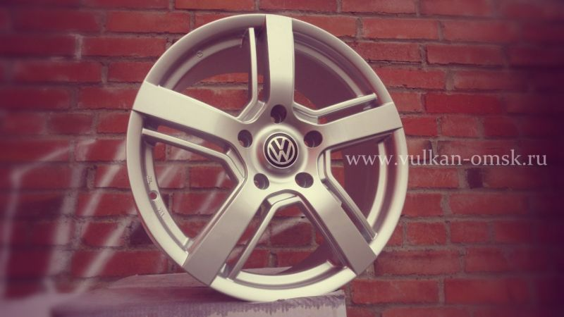 Диск Replica VW64 R17 5*130 +55/71.5 S