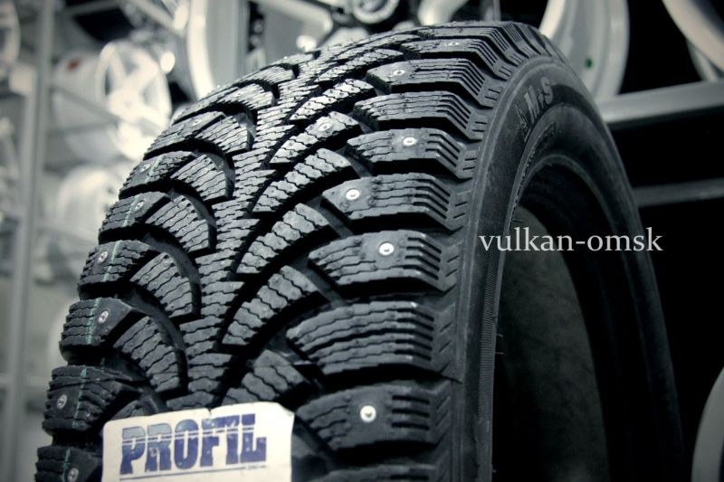 Profil 215/55 R16 93H Alpiner шип.