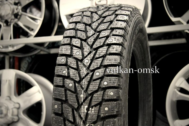 Dunlop SP Winter ICE 02 185/60 R14 82T шип.