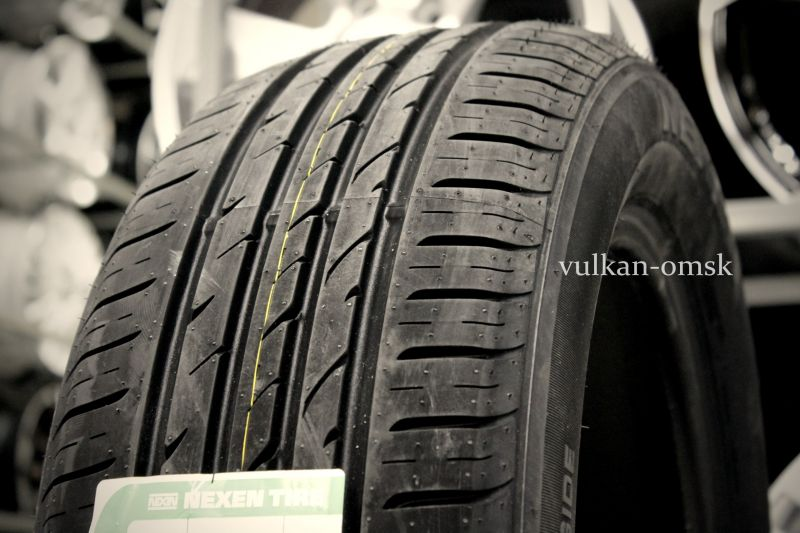 Nexen Nblue HD Plus 215/60 R17 96H