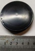 Заглушка TL 60мм (Черная), без бурта