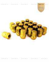 Гайки золотые М12x1.5