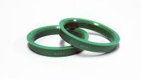 Кольцо центровочное пластик (73,1-58,6)