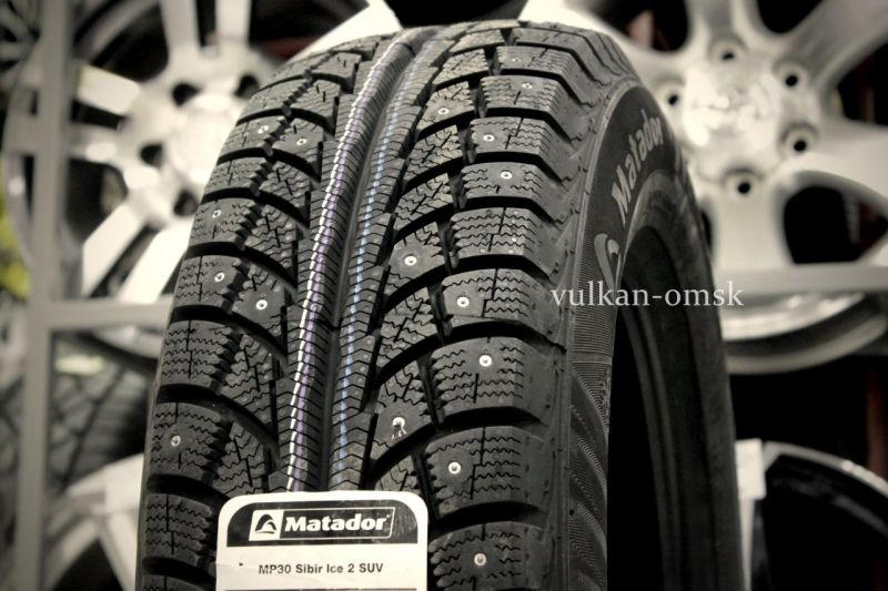 Matador MP-30 Sibir Ice2 215/65 R16 102T (шип)